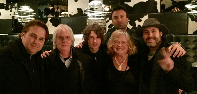 Brandon, Alan, The Kooks and Me